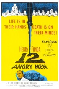 Movie poster for the original film 12 Angry Men